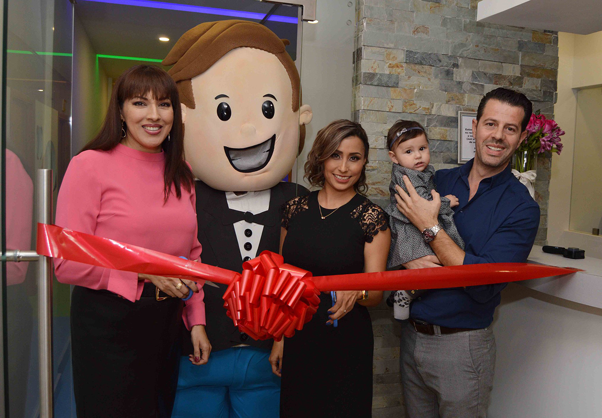 Inauguracion DentalTec Junior